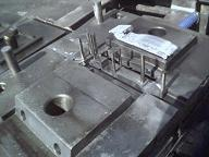 Die Casting Tooling Mold with Slides